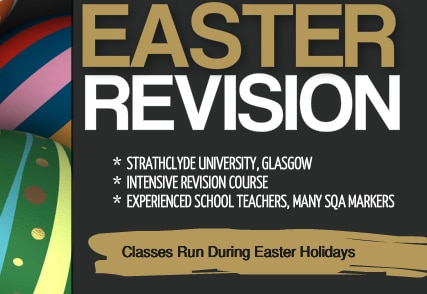 Glasgow Easter Revision