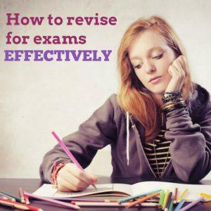 Starting Exam Revision