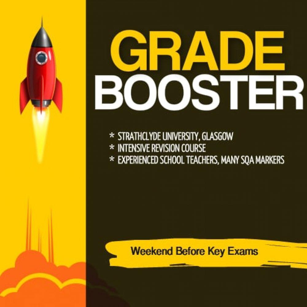 Glasgow SQA Grade Boosters