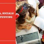 Santa, Socials and Studying