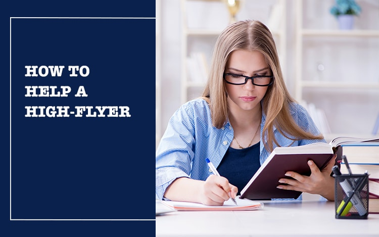 How to Help a High-Flyer